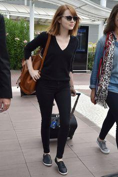 Venice Film Festival 2014 | Emma Stone ...pretty much my inspiration when I dress myself.