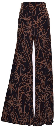33886515338 ViV Collection Printed Palazzo PantsVIV Collection s signature line of  women s printed long palazzo pants! Perfect