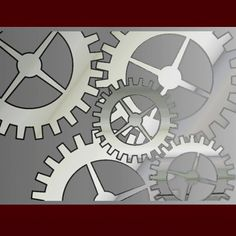 #tbt #throwbackthursday  This is one of the old designs I was going to use over a year ago for my #steampunk #book #TheInventorsSon #gears against a #silver background done with #inkscape and then finished in #GIMP #cogs #art #artistic #artoftheday #drawingaday #digitalart #digitalpainting #sketchaday