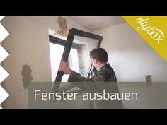 Zur thermischen Sanierung müssen alte Fenster oft weichen. Die Anleitung zeigt, wie sich alte Fenster ausbauen lassen - ganz zerstörungsfrei.