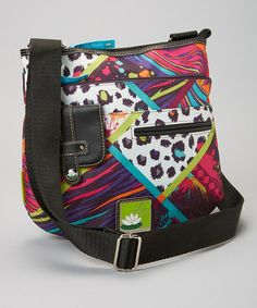 Another great find on #zulily! Animal Kingdom Camilla Crossbody Bag by Lily Bloom #zulilyfinds