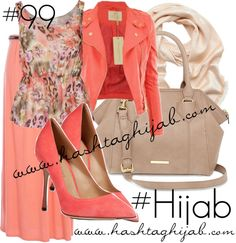 Hashtag Hijab Outfit #99 This colour works for me...