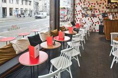 Café Labath in Gent: koffie drinken in een retrointerieur - De Standaard