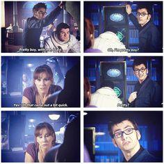 Lol. Their faces!