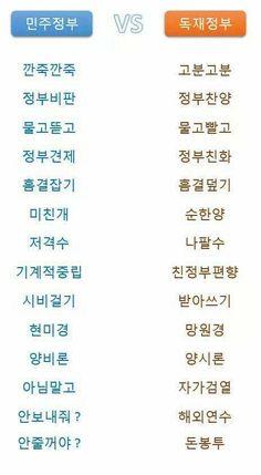 (*) 트위터 한국의 기레기들