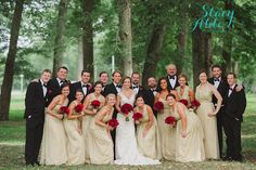 The Commons in Columbus Indiana Wedding by Indianapolis Wedding Photographer Stacy Able