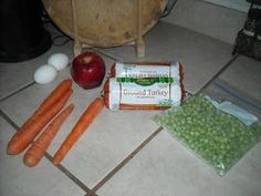 A Year of Financial Sanity: Homemade Dog Food dog food recipe homemade ground turkey Food Dog, Make Dog Food, Piglet, Basic Dog Training, Training Dogs, Easiest Dogs To Train, Puppy Treats, Homemade Dog Treats, Dog Supplies