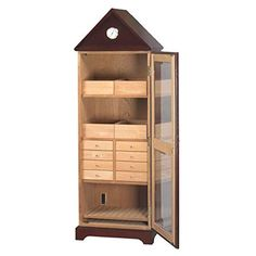 Verona Large Humidor (3000 Cigars) *** You can find more details by visiting the image link.