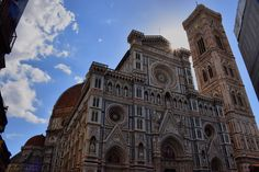 The Cattedrale di Santa Maria del Fiore is the main church of Florence, Italy. Il Duomo di Firenze, as it is ordinarily called, was begun in 1296 in the Gothic style to the design of Arnolfo di Cambio.