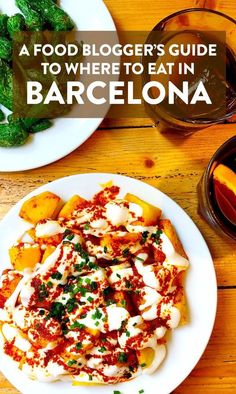 Get the best food blogger tips to creating a food guide to the best restaurants in barcelona spain #food_blogger_tips #food_guide #best_restaurants_in_barcelona_spain