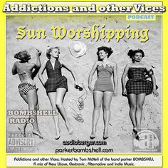 #nowplaying Addictions 58 bombshellradio.com 11:00AM-1:00 #radioshow #addictionspodcast #bombshellradio #alternative #indierock  Addictions Podcast 58  parker BOMBSHELL  http://ift.tt/2bEGnYl  Addictions Podcast 58  #sunworshipping Bombshell Radio  #requests Celebrating whats left of Summer.  Addictions and other Vices Podcast Episode 57-Sun Worshiping  AC/DC Avalanche Cities Barracudas The Bicycles Daniel Boone The Bravery Jackson Browne Candy Says Caribou The Cramps Diamante Dinosaur JR…