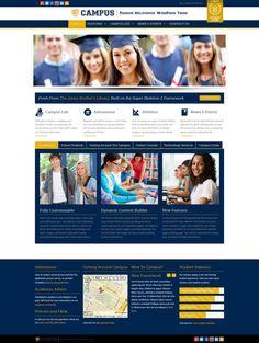 Top Leading Education WordPress Themes