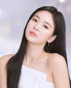 Asian Actors, Korean Actresses, Korean Actors, Actors & Actresses, Song Hye Kyo Hair, Korean Beauty, Asian Beauty, Ulzzang Makeup, Kdrama Actors