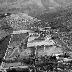 القدس عام 1930م
