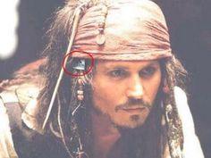 Jack Sparrow in adidas??