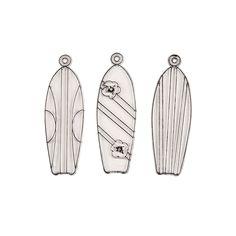 Tropical+Surfboard+Suncatchers+-+OrientalTrading.comparty, hawain, Moana, Lilo Stitch, tropical crafts