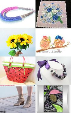 Treasury time ! ** Beauties of Spring ** by Diamanda on Etsy -- https://www.etsy.com/treasury/Mzc2ODMzNTV8MjcyMzQ4NTc4Mw/beauties-of-spring?ref=...