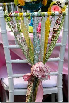 ribbon chair - love!