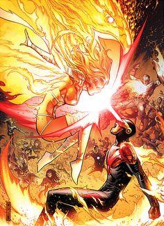 Avengers vs X-Men #11 by Jim Cheung *