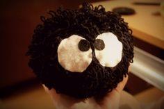 Rußmännchen häkeln als Geschenkidee für Ghibli Fans.