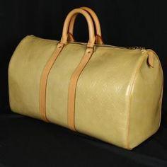 Authentic Louis Vuitton Monogram Vernis Mercer / Keepall Duffle  Luxury: Louis Vuitton