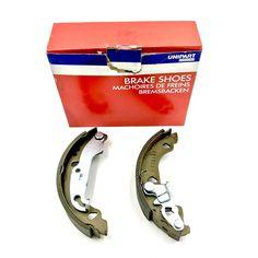 Unipart Brake Shoe Set Dimensions for sale online Car Parts For Sale, Brake Shoes, Ebay