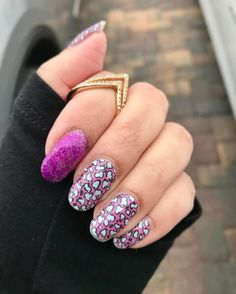"23 Likes, 2 Comments - Janine (@nailseverafter) on Instagram: ""New #jamicure alert! #Sweet16jn & #Salamanderjn 💅🏼 #nailsotd #goinggoinggone #jamberry…"""