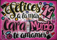 Felices 19 Banners, Neon Signs, Diy Crafts, Natural, School, Tips, Instagram, Frases, Love Posters