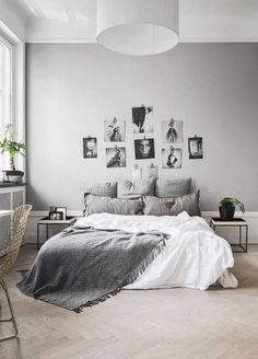 Awesome 36 COZY BEDROOM SCANDINAVIAN DESIGN FOR SMALL SPACEhttps://cekkarier.com/36-cozy-bedroom-scandinavian-design-for-small-space.html #bedroomdesign