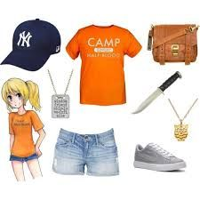 Annabeth from persey Jackson costume