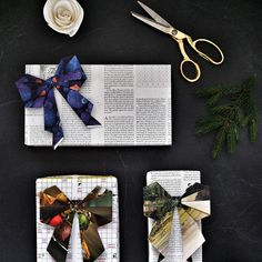 Herkkukori lahjaksi - kuusi ihanaa reseptiä   Kaikki Paketissa Gift Wrapping, Gifts, Diy, Gift Wrapping Paper, Presents, Bricolage, Wrapping Gifts, Do It Yourself, Favors
