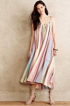 Colorwheel Midi Dress - anthropologie.com