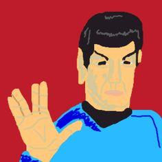 Spock - Draw Something