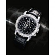 Patek Philippe Perpetual Calendar Chronograph 5971 Diamante Reloj 5971P-001