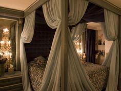 Romantic Bedroom. . . LOVE THIS!!