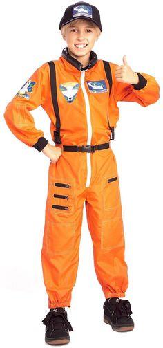 Astronaut Child Costume from CostumeExpress.com