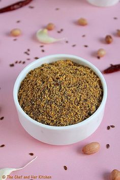 flax seeds podi1 by prathy27, via Flickr