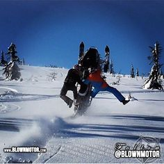 @handsomeriders goonin' in the backcountry! Put a smile on your face, it's Monday!