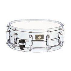 Tama SC145 5x14 Chrome Plated Brass Shell Stewart Copeland Signature Snare Drum