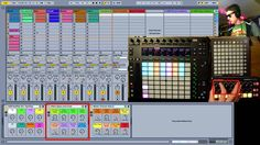 All AfroDJMac Music Production Club members get the #Ableton Live Performance Template!