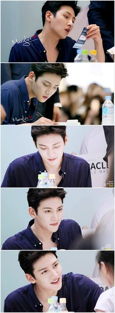 Event Fansign _24 Miracle_ 2017.07