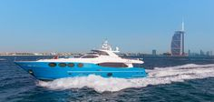 Majesty 105 - Boranova Denizcilik #yacht