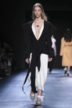 Tome Ready To Wear Fall Winter 2016 New York