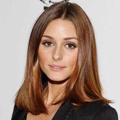 Because of Olivia Palermo, I am currently obsessed with the blunt cut (just longer). Also, life would be great if I could look more like her.