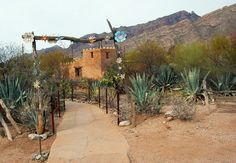Ted DeGrazia Paintings Camp Fire | Free (Or Nearly Free) Things To Do In Tucson, Ariz.