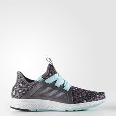 designer fashion 7f033 55c9b Adidas Edge Lux Shoes (Trace Grey  Running White  Clear Aqua) Adidas  Running