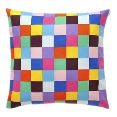 Marimekko pillow at Crate & Barrel $71