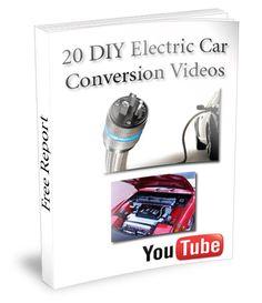20 DIY Electric Car Conversion Videos