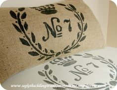 French Country Stencils | FRENCH COUNTRY COTTAGE: Feathered Nest Friday