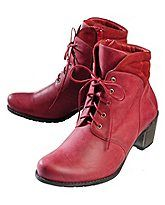 Think Stiefeletten Mabel, rot, Fr250